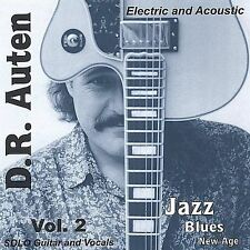 D.R. Auten-D.R. Auten Solo Guitar and Vocals Vol. 2  CD NEW