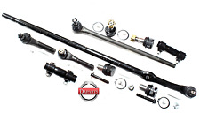 RWD FORD F150 Pickup Center Link Inner Outer Tie Rods Upper Lower Ball Joints