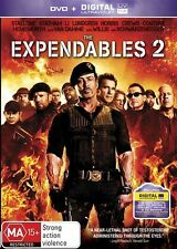 The Expendables 2 DVD Region 4
