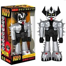 Vinyl Invader Kiss Demon Robot 11 inches figure Funko 024455