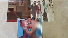 MANHATTANS 3 Lot LP Vinyl VG/VG+ Cover VG+