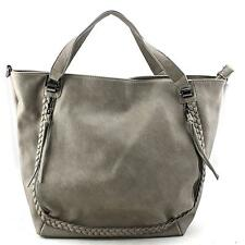 Urban Expressions Delaynie Women Tan Tote Blemish  15824