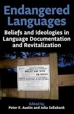 Endangered Languages: Beliefs and Ideologies in Language Documentation and Revit