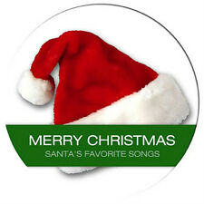 MERRY CHRISTMAS - Santa's Favorite Songs - Holiday Songs - Christmas Music CD