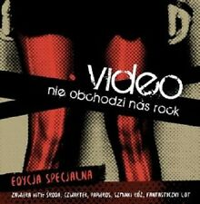 VIDEO Nie obchodzi nas rock  CD POLISH Shipping Worldwide