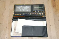 Unisonic International Travel Computer 9595 Vintage Calculator Rare