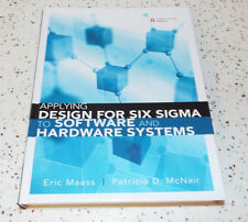 Applying Design For Six Sigma To Software And Hardware Systems Hardcover