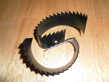 """General 3RSB Style Drain Cleaner  3"""" Rotary Saw Blade Root Cutter Ripper Bit"""