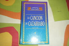 LA CANCION DE CAZARRABO, TAD WILLIAMS, TIMUN MAS FOLIO EN TAPA DURA.