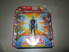 DC Universe Young Justice Icicle Jr Rough Pack