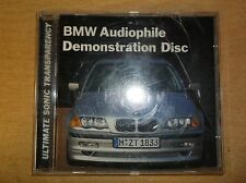 Chesky BMW Digital DDD Audiophile Demo Disc *FREE SHIPPING*