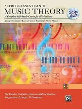 Alfred's Essentials of Music Theory: A Complete Self-Study Course for All Musici