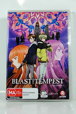 Blast of Tempest Collection 1 (Eps 1-12) (Subtitled Ed - Region4 DVD - BRAND NEW