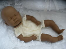 "REBORN BABY-DOLL KIT ETHNIC  ""MOLLY- MARIE ""  WITH SEWN IN LIMBS"