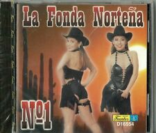 La Fonda Nortena No. 1 Latin Music CD