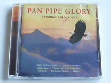 Pan Pipe Glory - Mountains Of Serenity (CD Album) Used Very Good