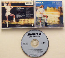 Sheila - Little Darlin' (very rare AOR / Westcoast) Airplay, Pages
