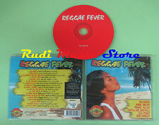 CD REGGAE FEVER compilation 1998 BOB MARLEY DILLINGER JOHN HOLT (C28) no mc lp