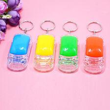 2STK Auto Schlüsselanhänger LED Mini Taschenlampe Schlüsselleuchte Geschenk
