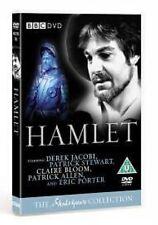 HAMLET DVD BBC Shakespeare Derek Jacobi NEW Patrick Stewart Bloom