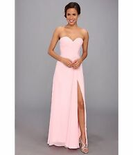 Faviana Strapless Sweetheart Dress 6428 Pink Women's Bridal / Prom Gown Size 0