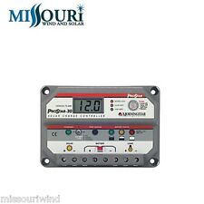 MorningStar ProStar 30M Solar Panel Charge Controller 12/24 V Digital Meter