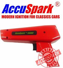 Black Friday SALE AccuSpark S8000 Professional Ignition Timing strobe lamp/Light