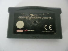 SPY HUNTER - NINTENDO GAME BOY ADVANCE - JEU GBA GBA SP