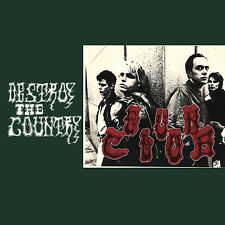 GUN CLUB - Destroy The Country CD Lost Highway Sex Beat Cow Punk