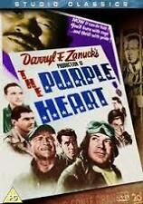 Darryl F. Zanuck's The Purple Heart studio Classic's region 4 DVD VGC