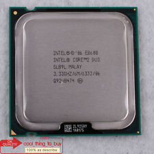Intel Core 2 Duo E8600 SLB9L CPU Processor 3.33/6M/1333 LGA775 100% work free sp