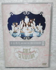 Girls' Generation JAPAN FIRST TOUR JAPAN DVD (GENIE Run Devil Run MR.TAXI)