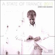 A  State of Trance 2011 by Armin van Buuren (CD, Mar-2011, 2 Discs, Armada...