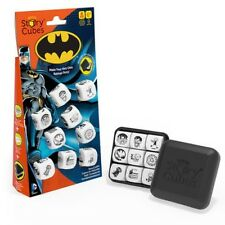 Rory's Story Cubes Batman - Imaginative Storytelling - Family Dice Game
