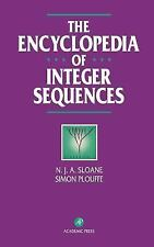 The Encyclopedia of Integer Sequences by Simon Plouffe and N. J. A. Sloane...