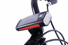 QUALITY CLAUD BUTLER EXCALIBUR FIVE FRONT LED BIKE BRIGHT LIGHT USB CHARGING