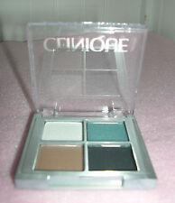 Clinique all about shadow quad~Galaxy~Sugar Cane~Jenna's Essential~Foxier GWP Sz