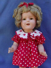 "Ideal Shirley Temple 1934 First Edition, 16"" composition, Baby Takes a Bow"