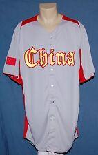 Team China 2013 World Baseball Classic Jersey Sz. 46