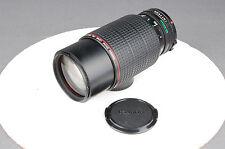 Canon FD 80-200mm F/4.0 FD L Lens
