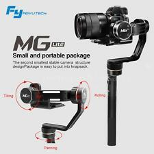 Feiyu MG Lite 3 Axis Handheld Gimbal Stabilizer for Sony A7 Serie Canon H5A4