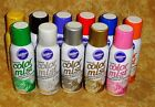 Color Mist,Food Color Spray,Wilton,Air Brushed Effects,1.5 oz.Edible,Spray Color