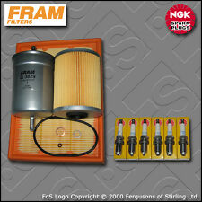 SERVICE KIT BMW 3 SERIES 325I E36 FRAM OIL AIR FUEL FILTER PLUG (1990-1995