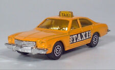 Corgi Juniors Buick Regal Yellow Taxi Cab Toy Car Scale Model 1975 1976 1977