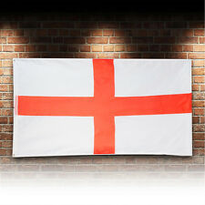 3x5 England Flag Cross Of St George English Banner Indoor Outdoor