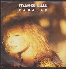 """7"""" France Gall Babacar / C`est Bon Que To Sois La 80`s WEA Apache"""