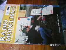1µ?  Revue Radio Modelisme n°126 Tondeuse volante Faire Tacot Faire Ailes