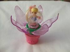 Tiny Doll in flower and flowerpot, used