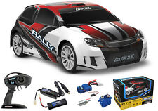 Traxxas LaTrax 4WD 1/18 Rally Car RTR Red w/ DC Charger / NiMh Battery 75054-1