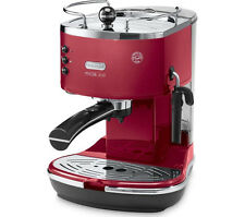 DELONGHI Icona Micalite  ECOM311.R Espresso Coffee Machine - Red